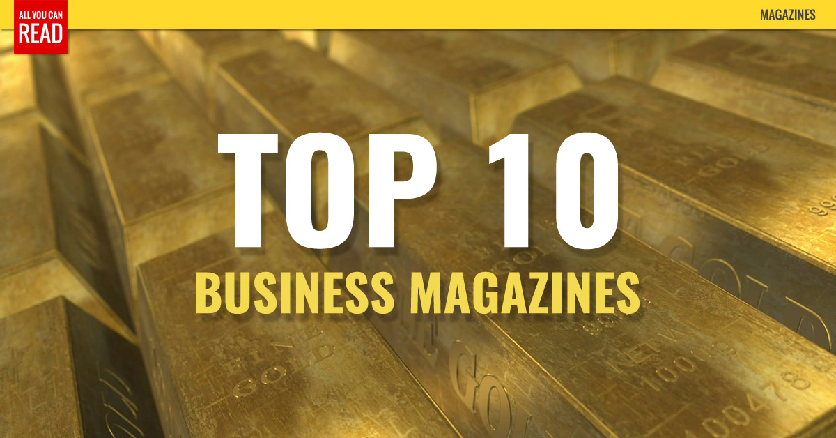 Top 10 Business Magazines Forbes