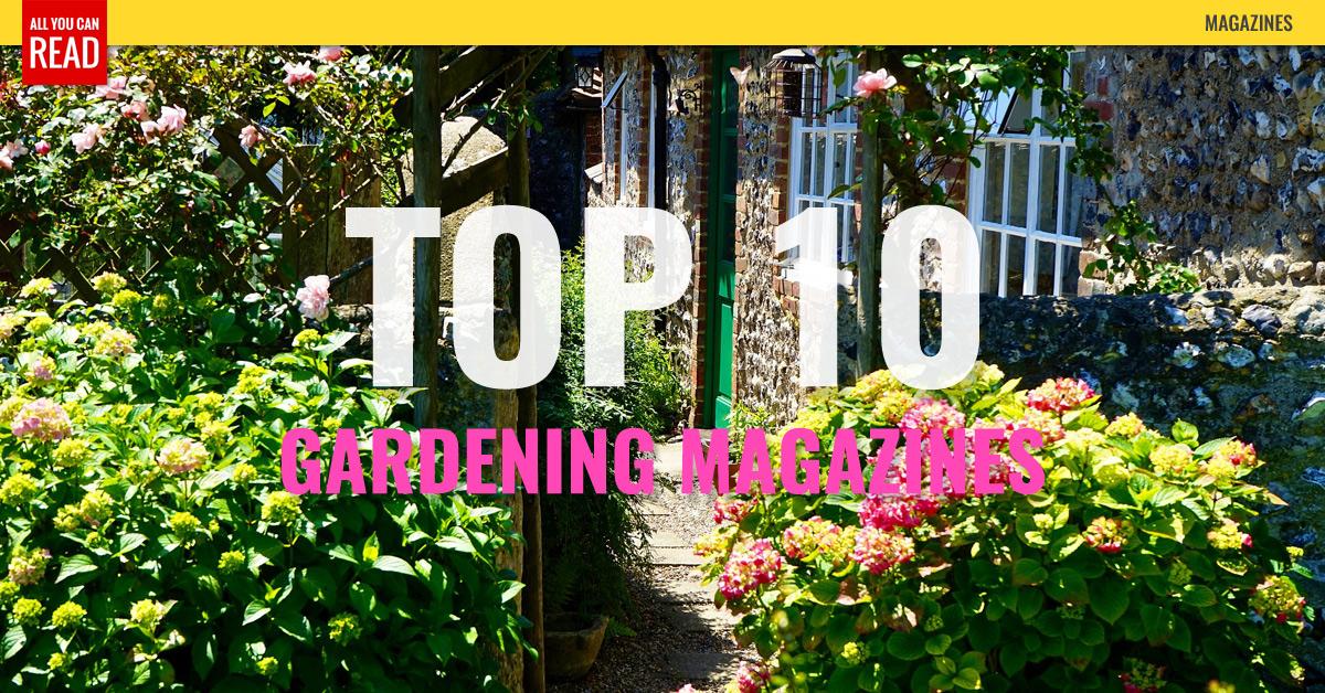 Gardening Magazines Western Canada Garden Ftempo