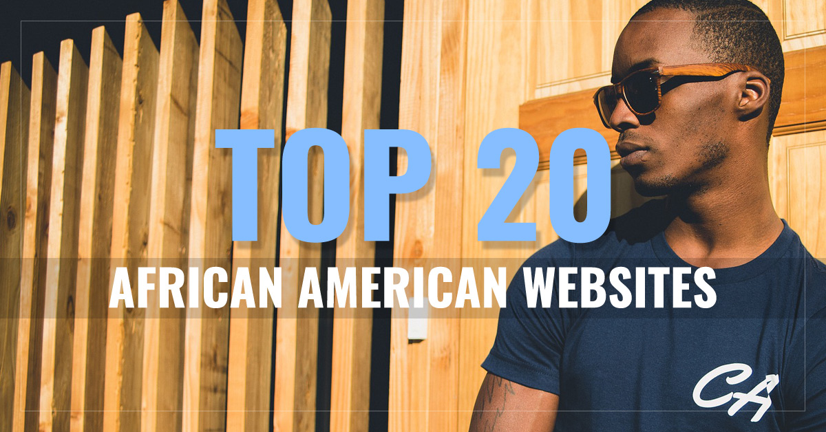 Top 20 African American Websites