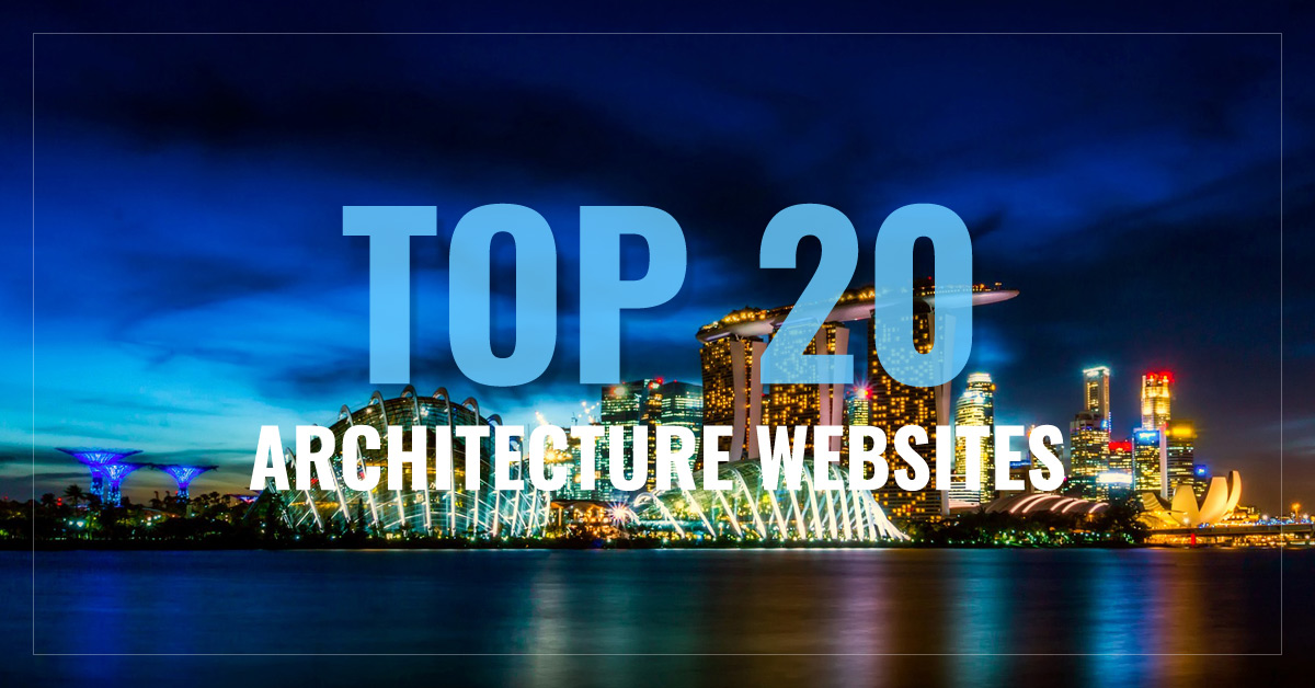 Top 20 Architecture Websites