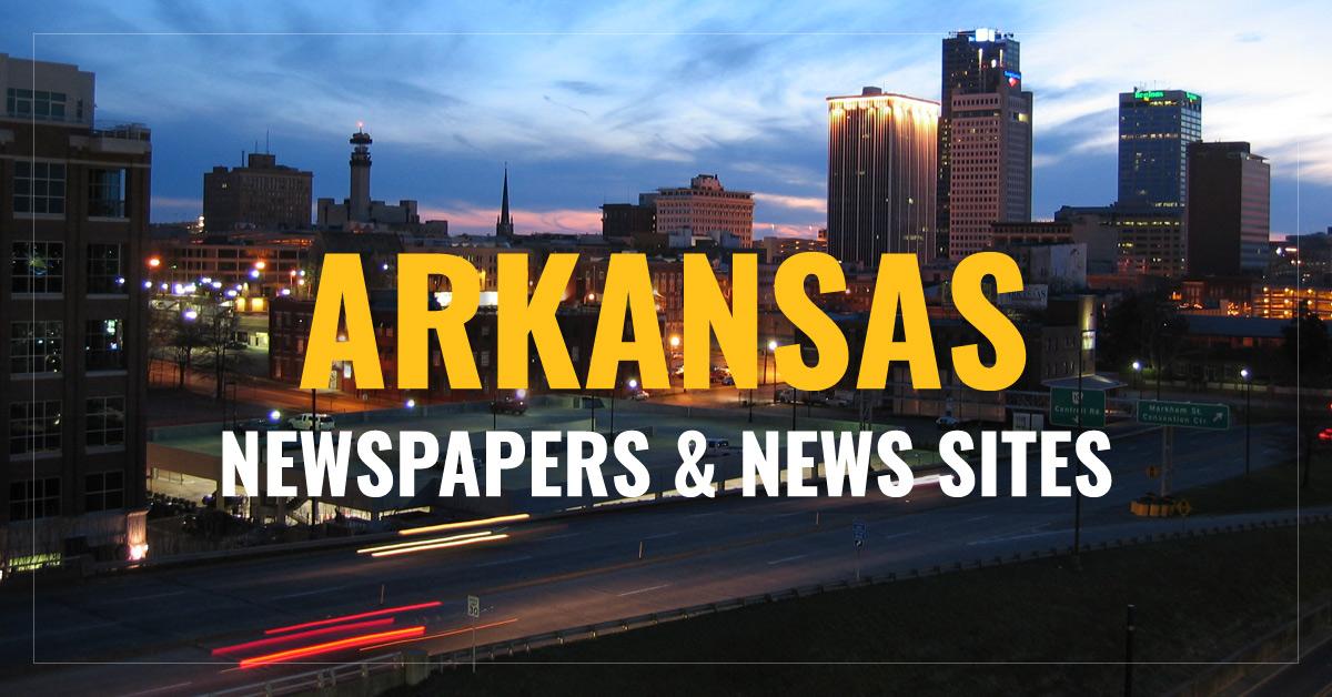 Arkansas Newspapers & News