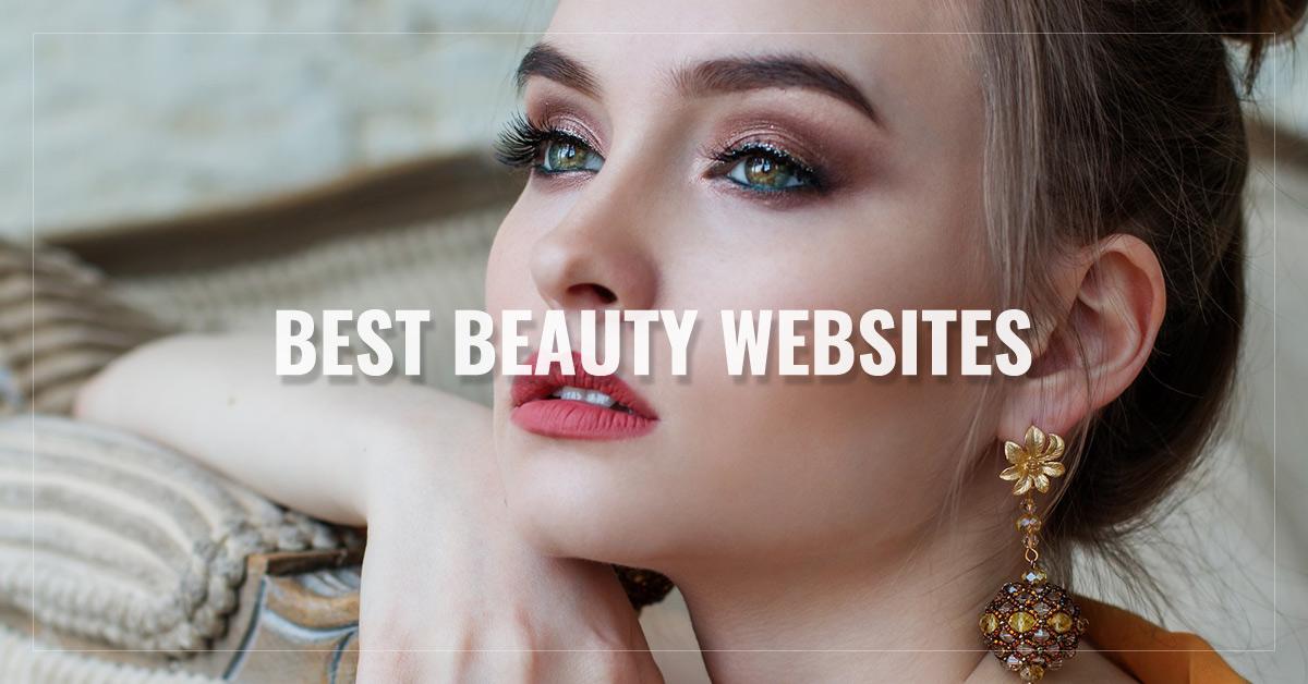 Top 10 Beauty Websites