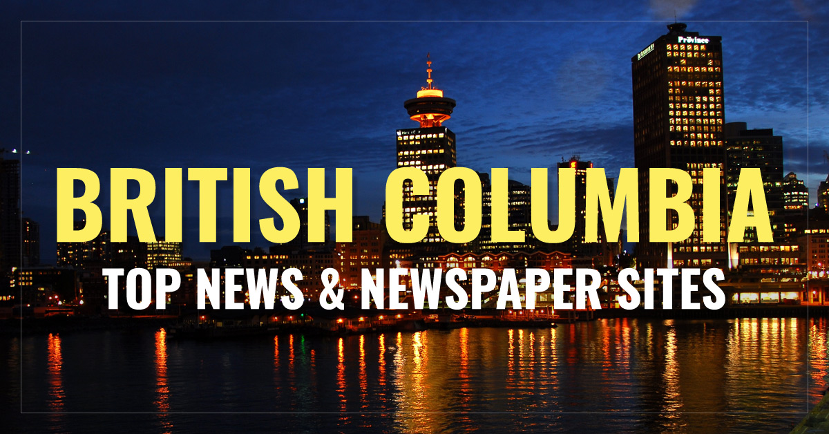 British Columbia Newspapers