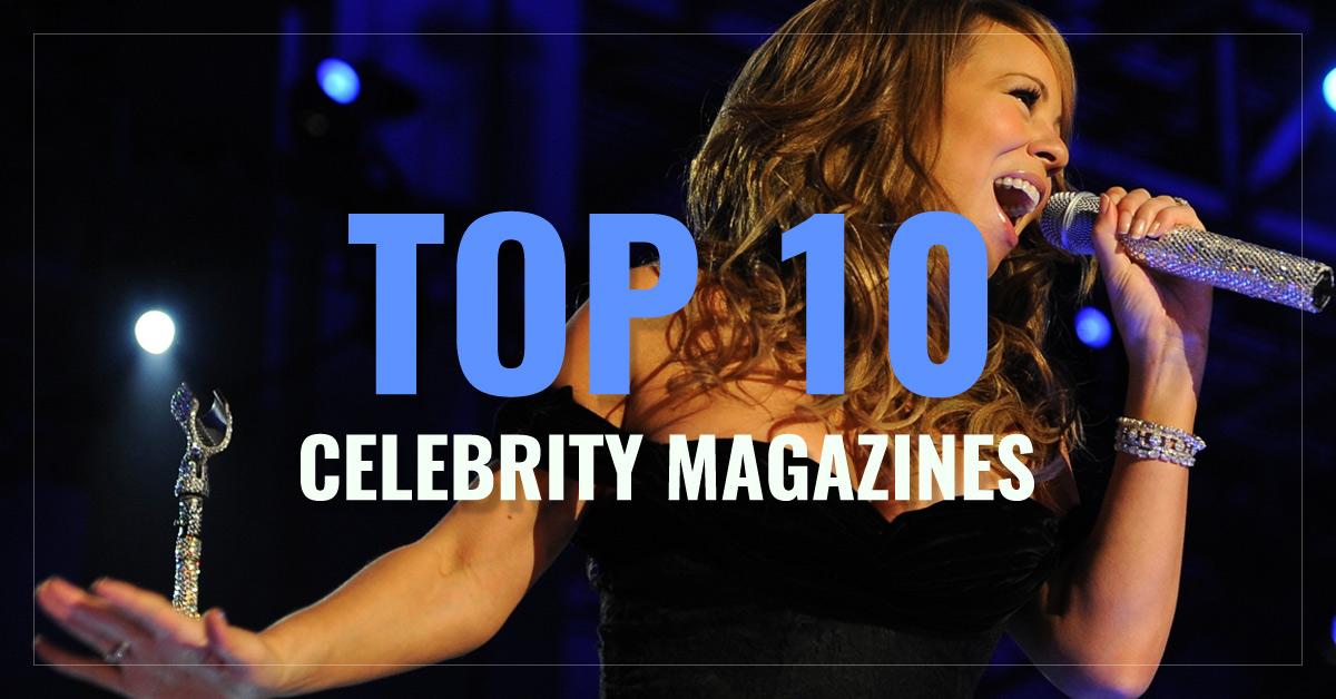 Top 10 Celebrity Magazines