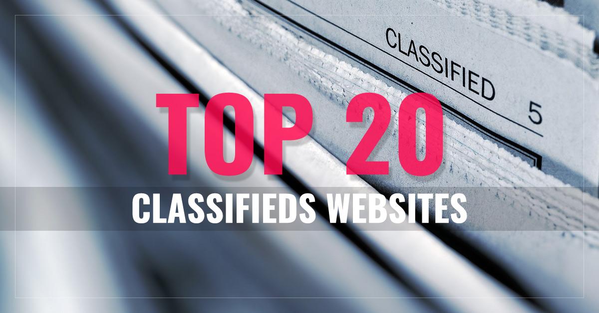 Top 20 Classifieds Websites