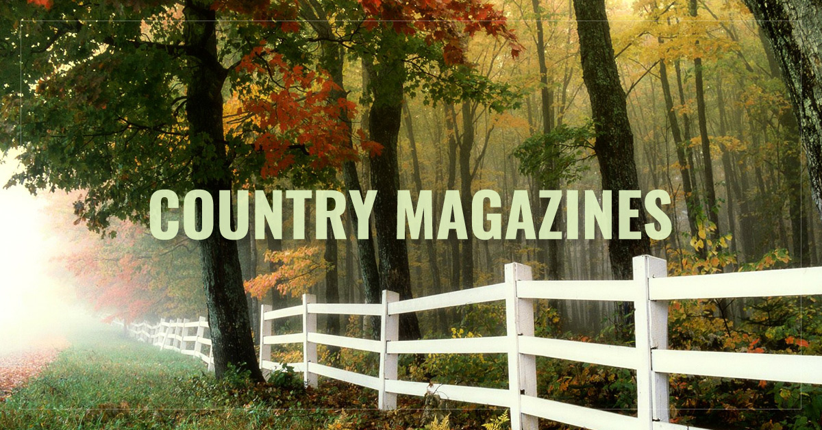 Country Magazines