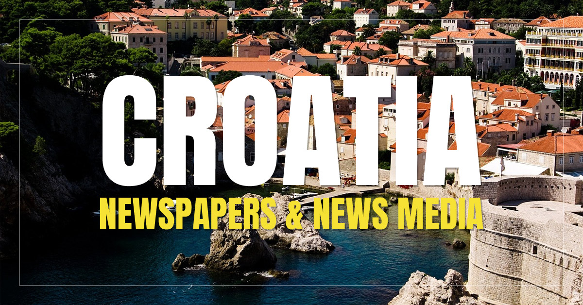 Croatian Newspapers & News Media