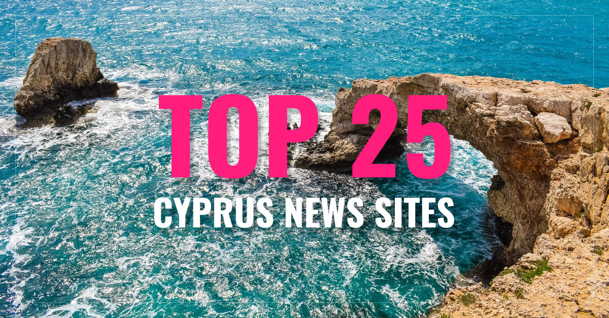 Top 25 Cyprus Newspapers & News Media