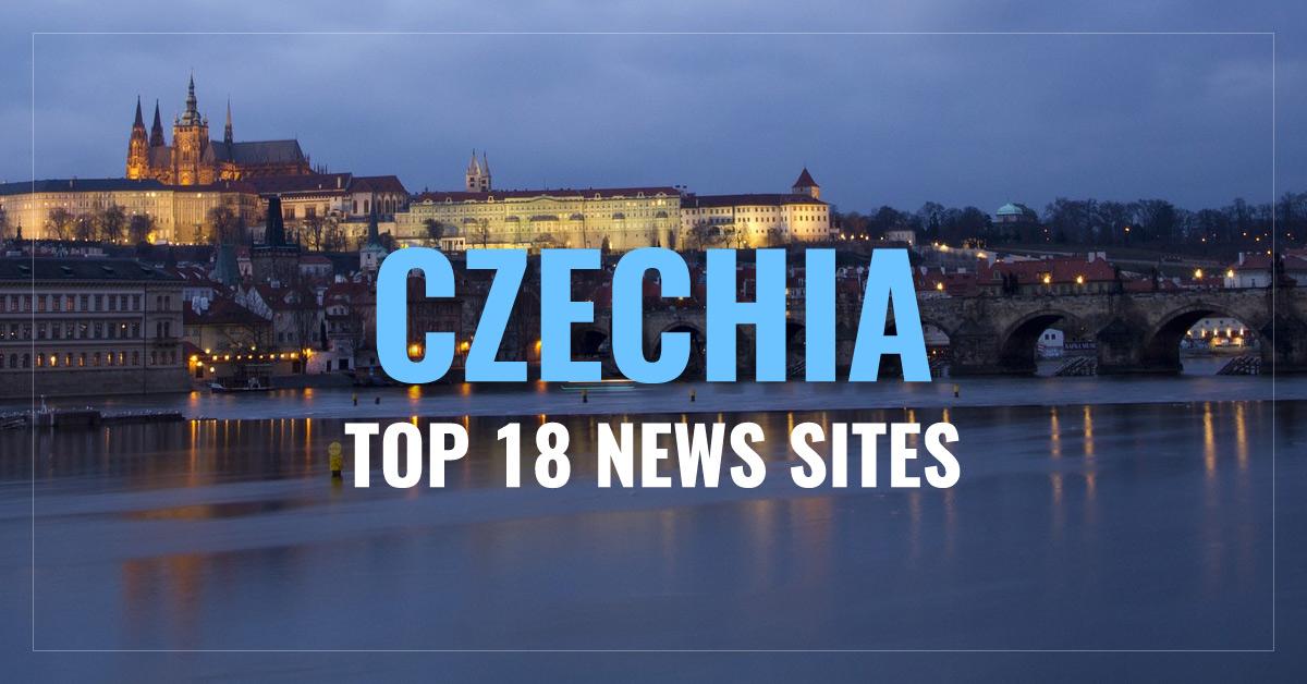 Top 18 Czech Newspapers & News Media