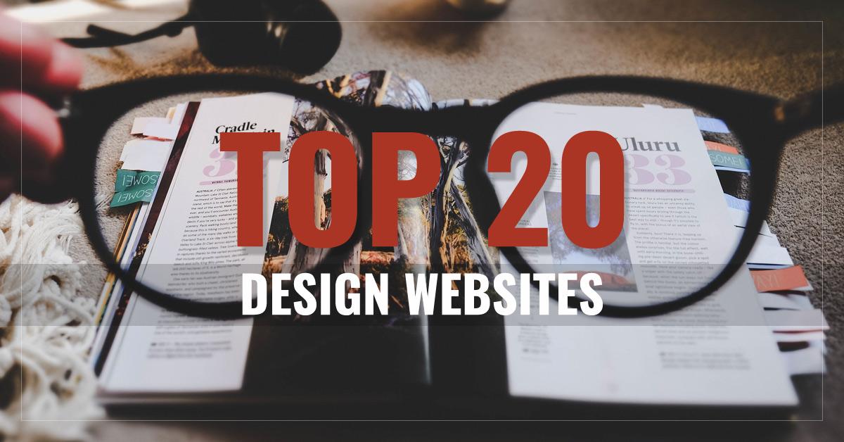Top 20 Design Websites