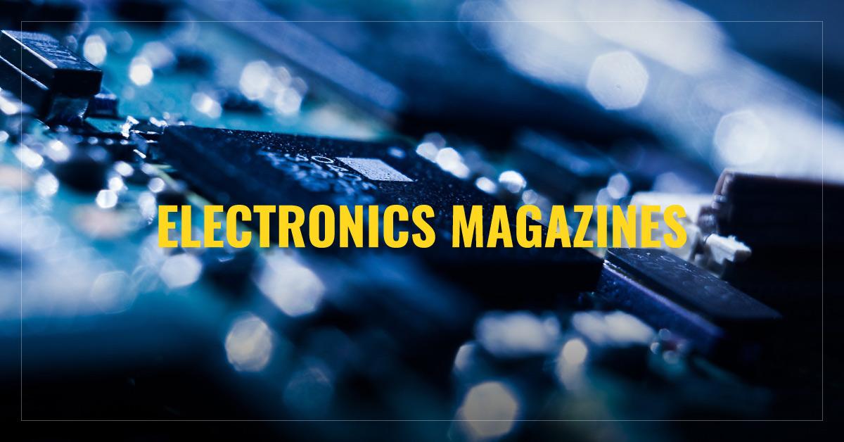 Best Electronics Magazines - Popular Mechanics, Videomaker