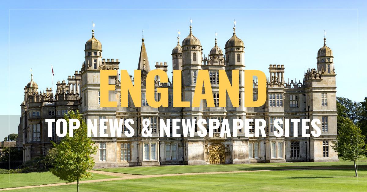 England Newspapers