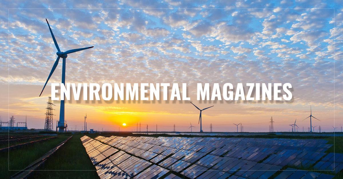 Environmental Magazines