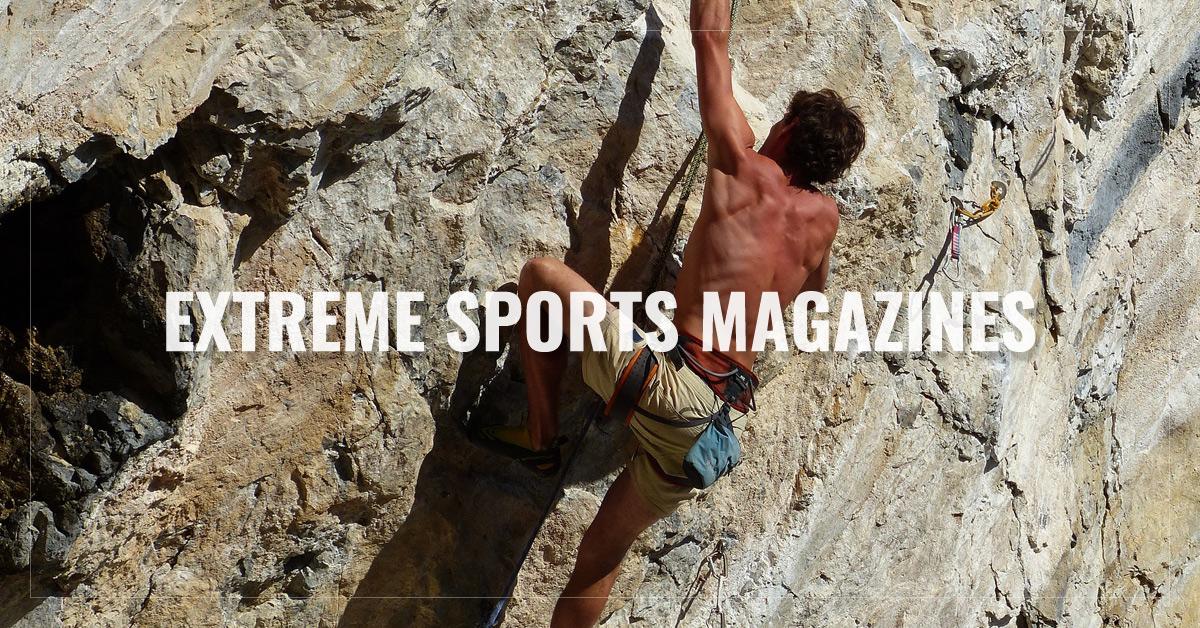 Extreme Sports Magazines