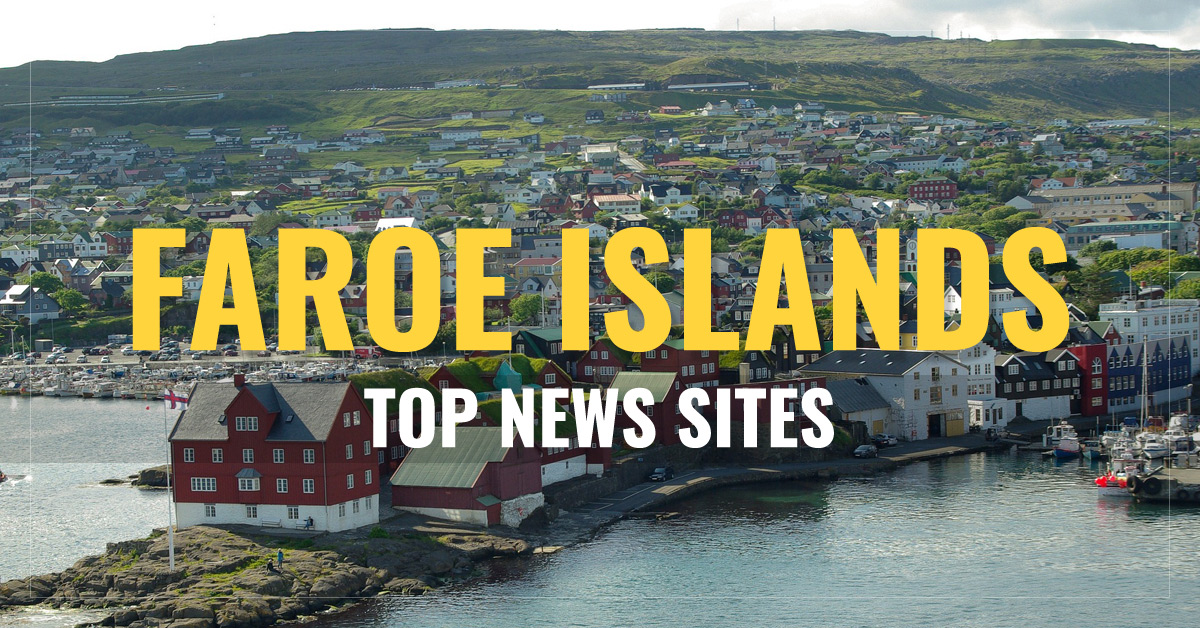 Faroe Islands Newspapers & News Media