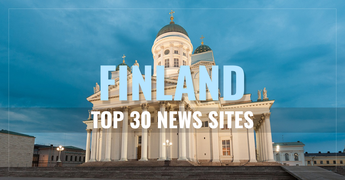 Top 30 Finland Newspapers & News Media