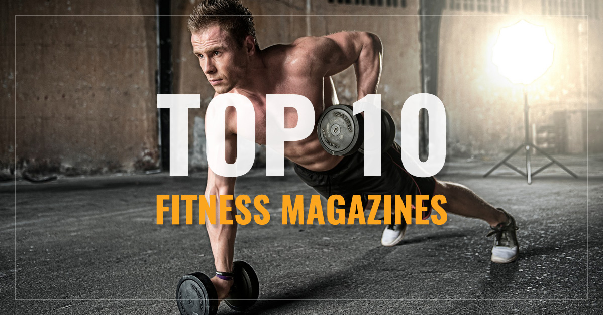 Top 10 Fitness Magazines