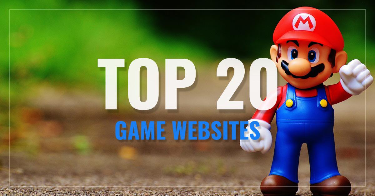 Top 20 Games Websites