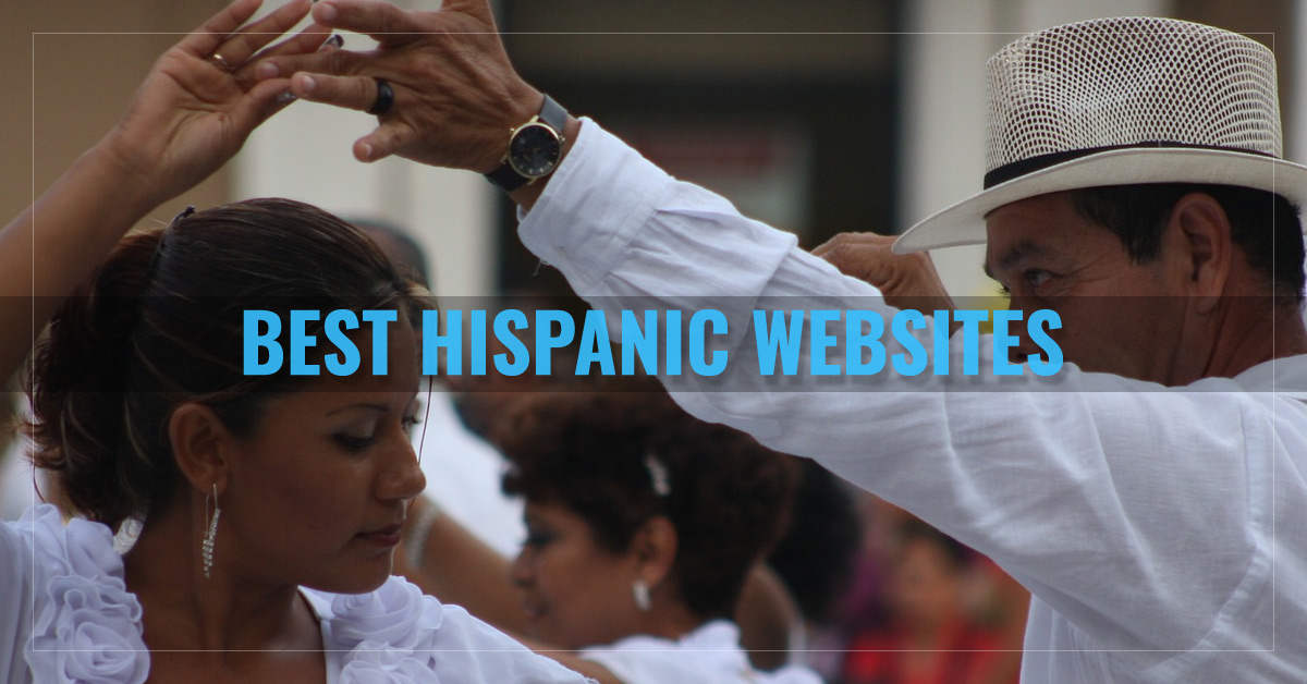 Top 10 Hispanic Websites