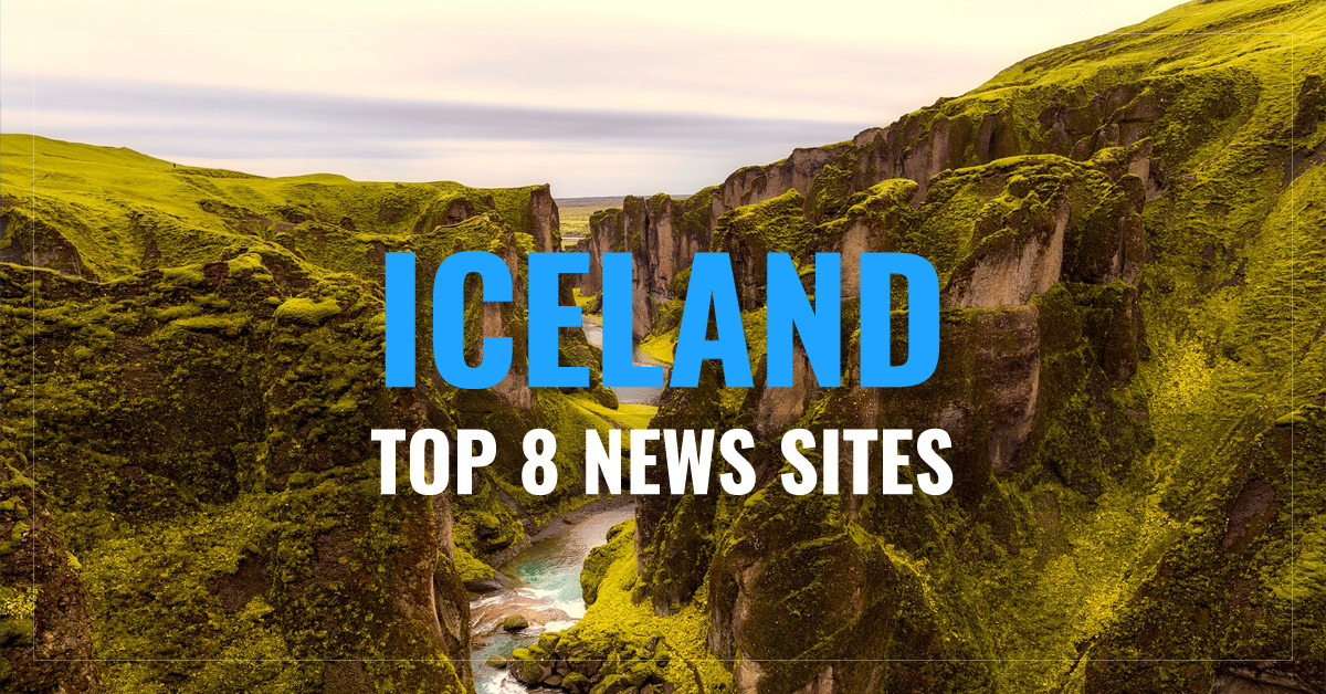 Iceland Newspapers & News Media