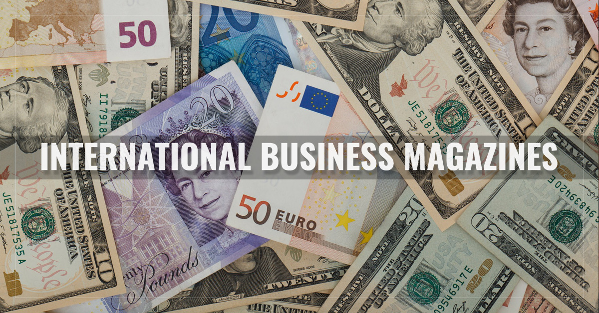 International Business Magazines