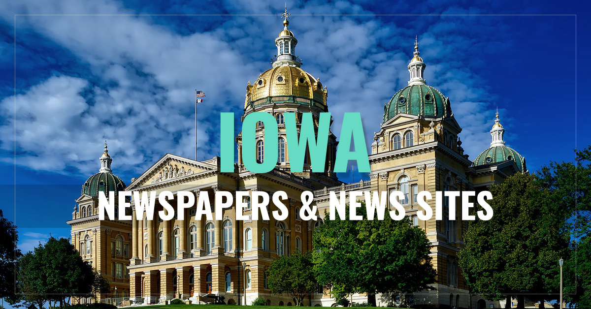 Iowa Newspapers & News