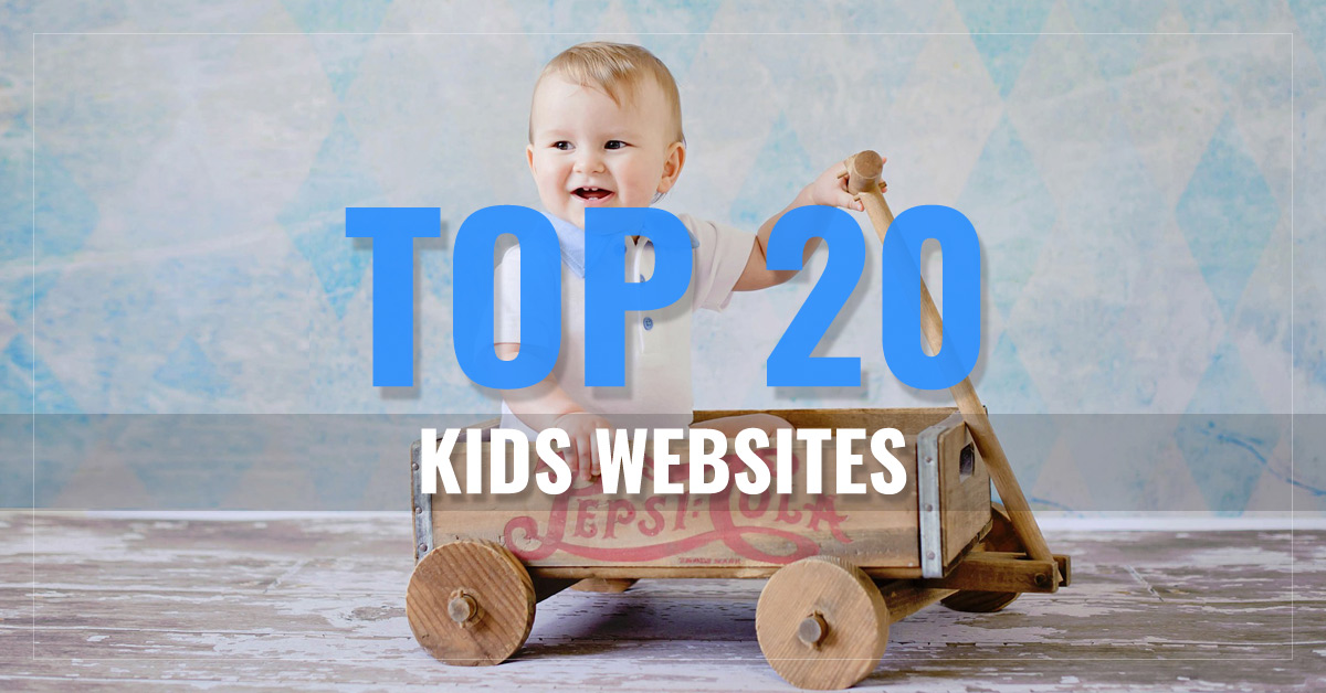 Top 20 Kids Websites