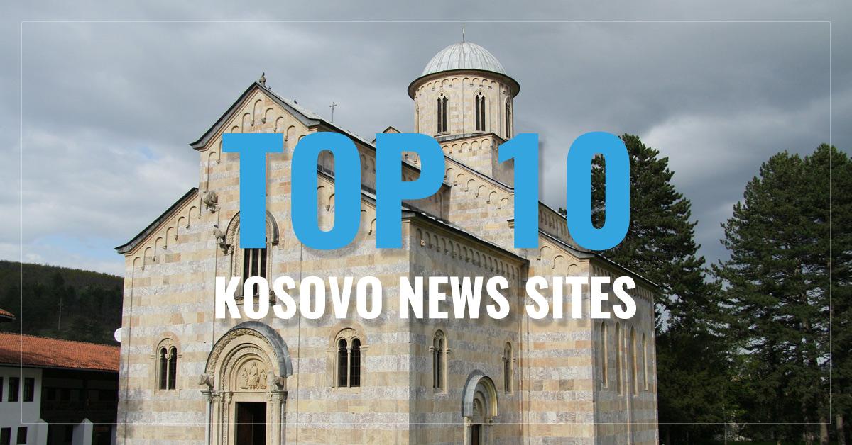 Top 10 Kosovo Newspapers & News Media