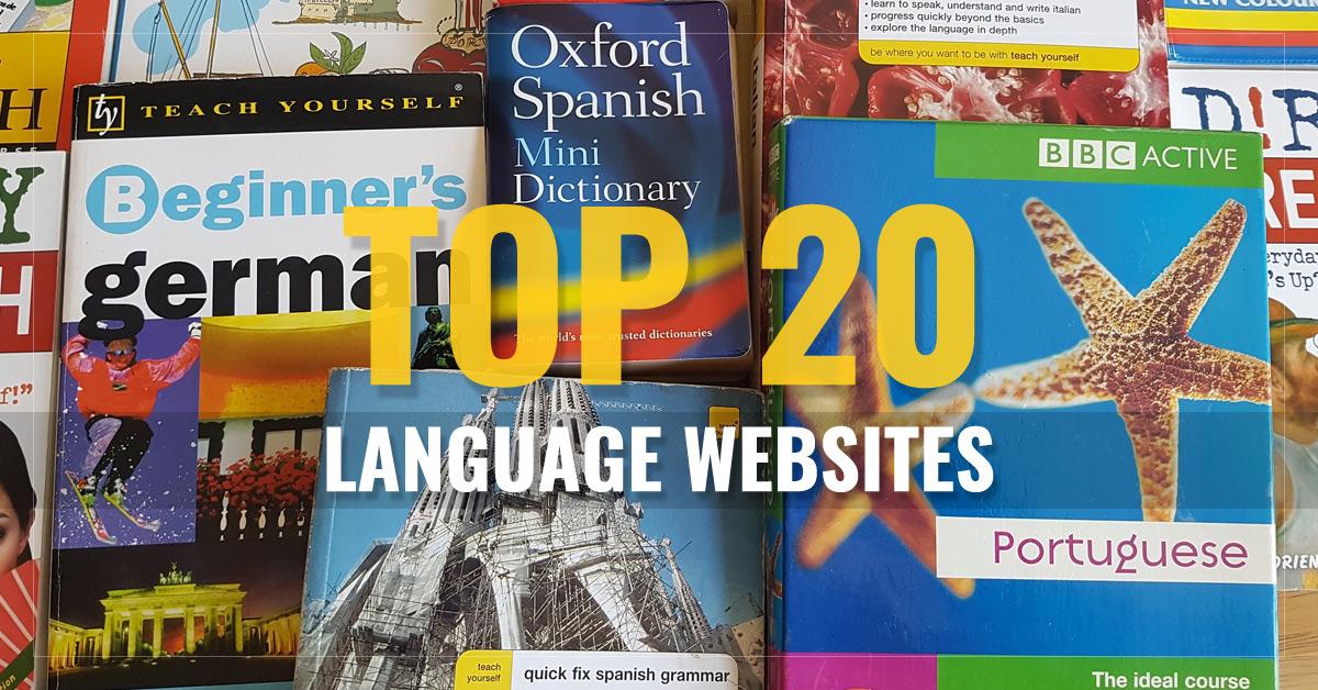 Top 10 Languages Websites
