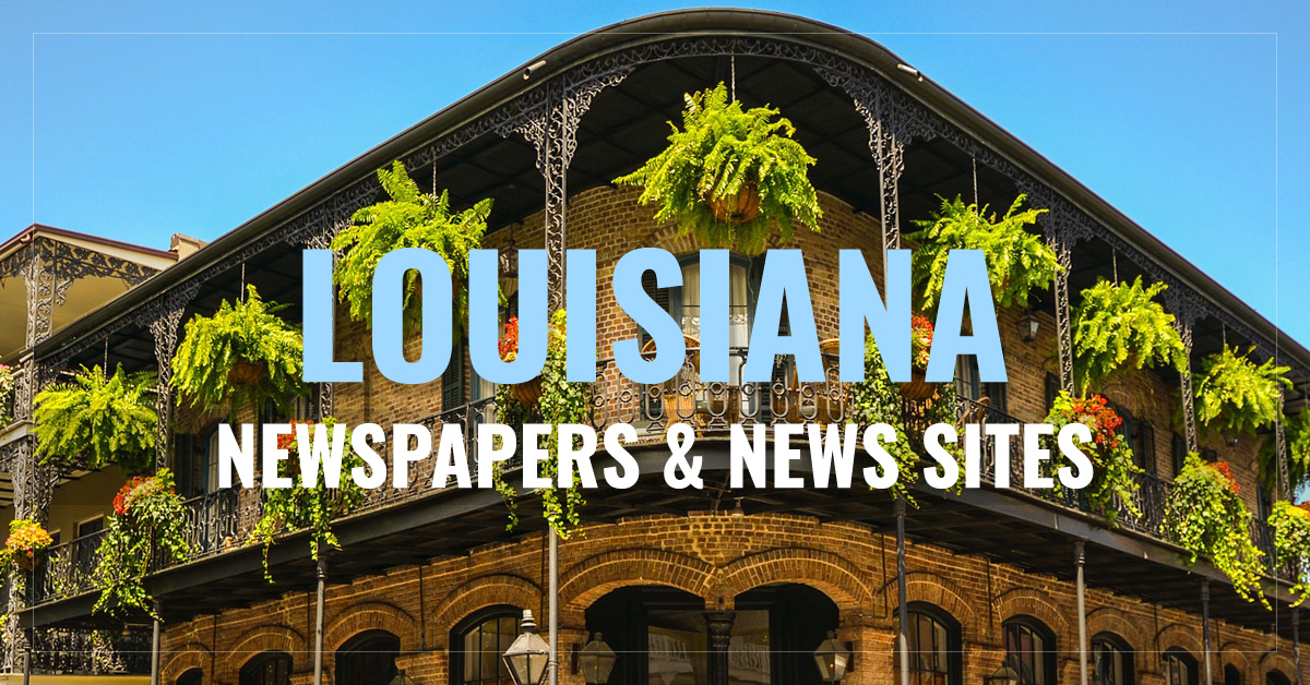 Louisiana Newspapers