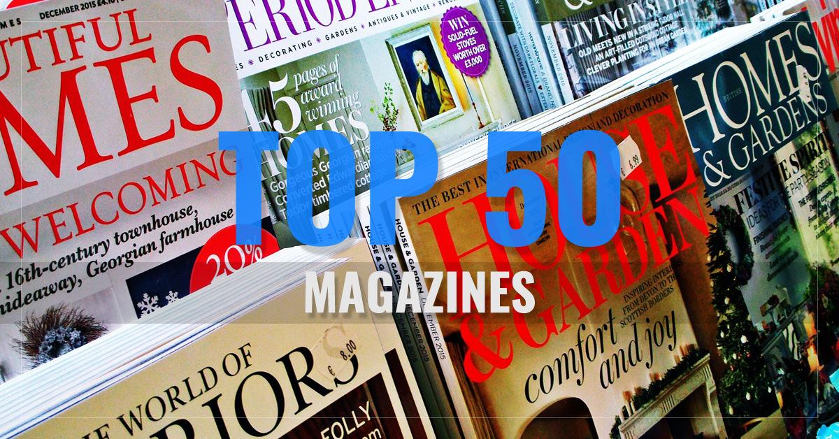 50 Best Magazines