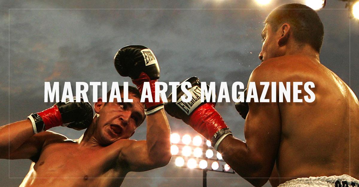 Martial Arts Magazines