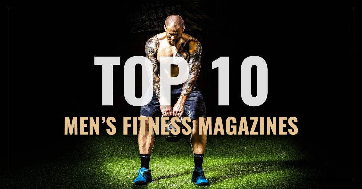 Men's Fitness Magazines