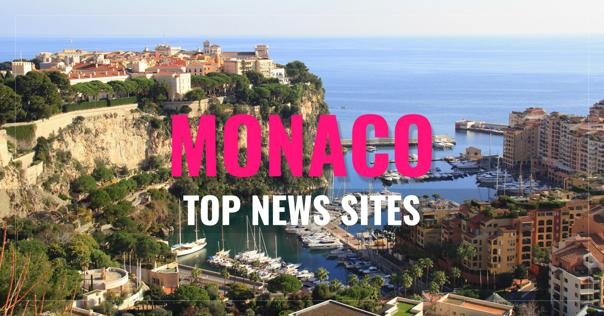 Monaco Newspapers & News Media