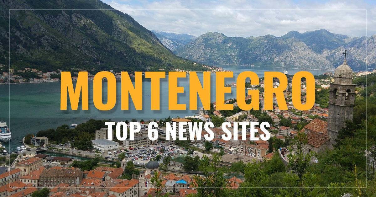 Montenegro Newspapers & News Media
