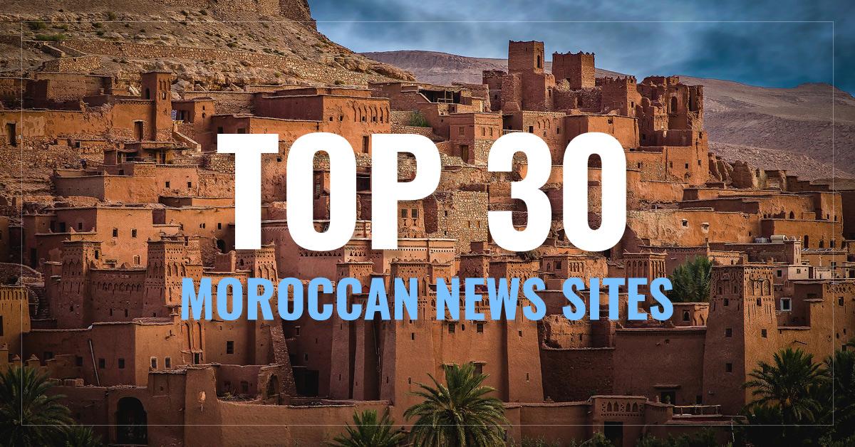 Top 30 Moroccan Newspapers & News Media