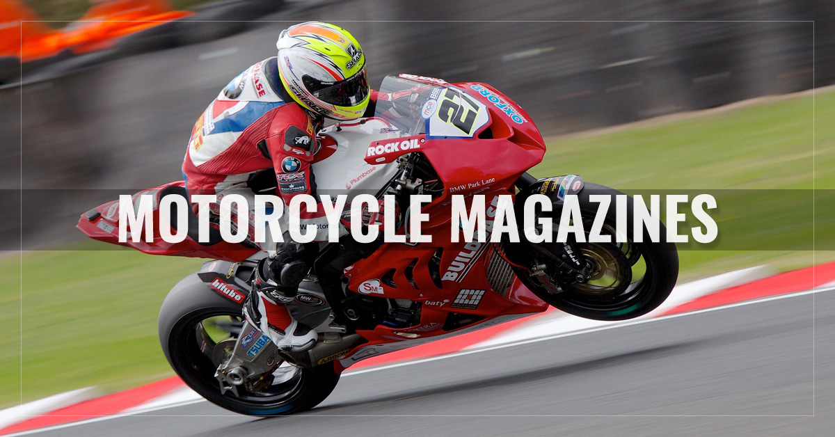 Top 10 Motorcycle Magazines
