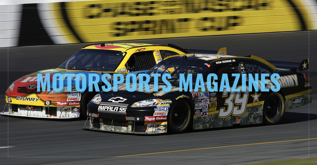 Top 10 Motorsports Magazines