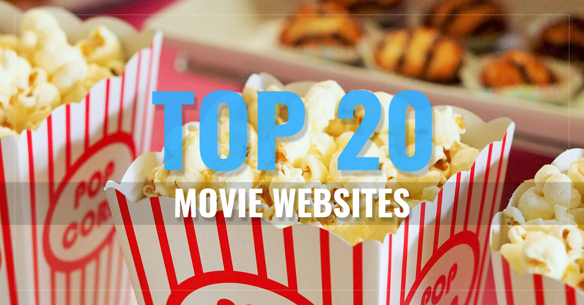 Top 20 Movies Websites