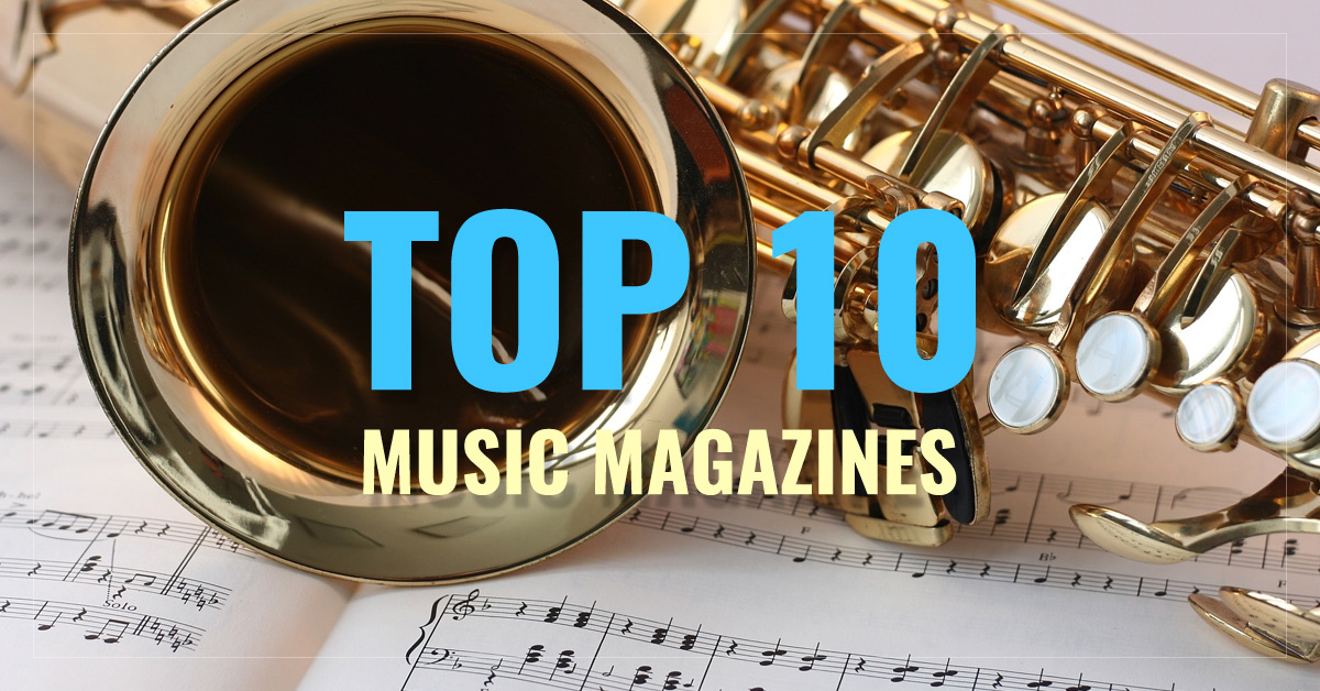Top 10 Music Magazines