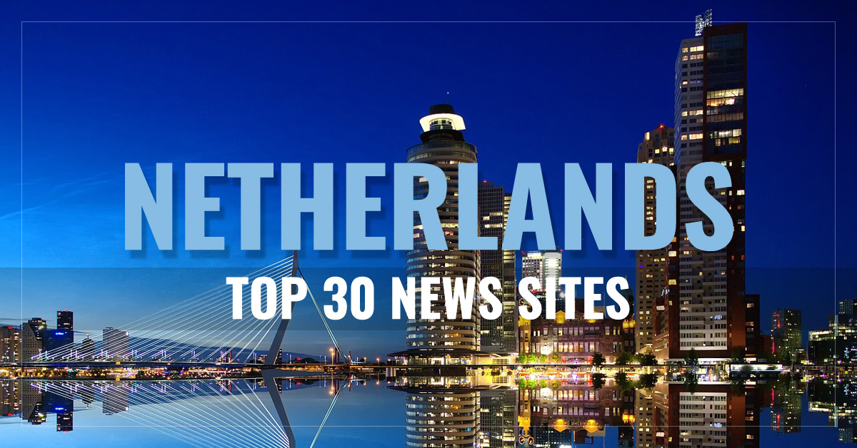 Top 30 Netherlands Newspapers & News Media