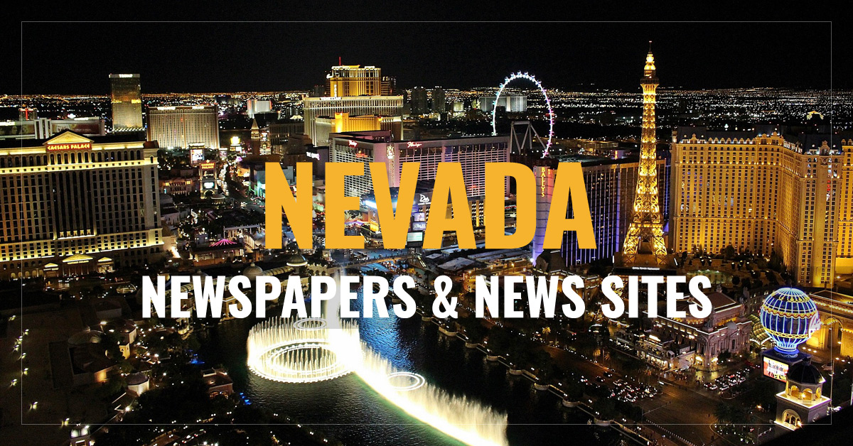 Nevada Newspapers & News Media