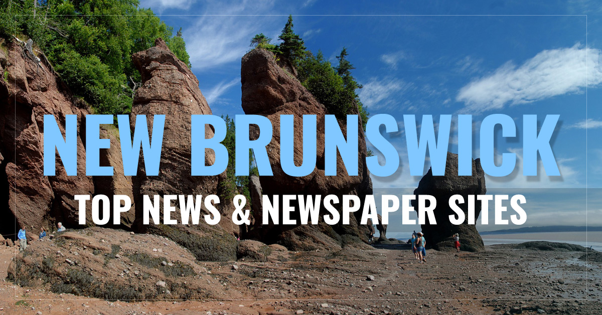 New Brunswick Newspapers