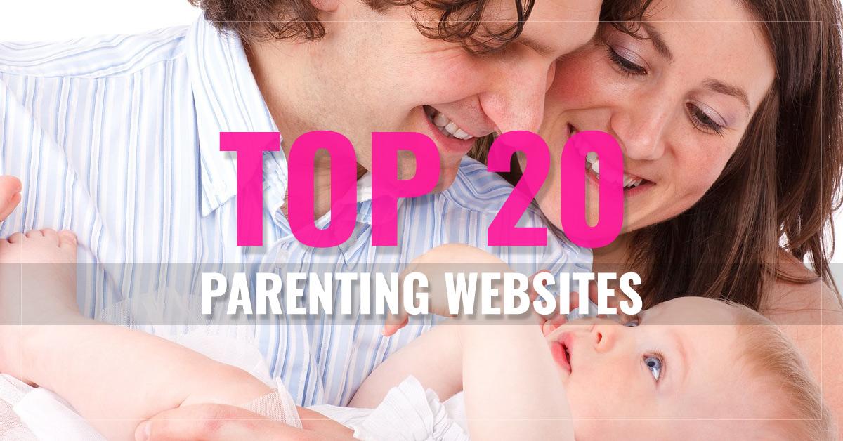 Top 20 Parenting Websites