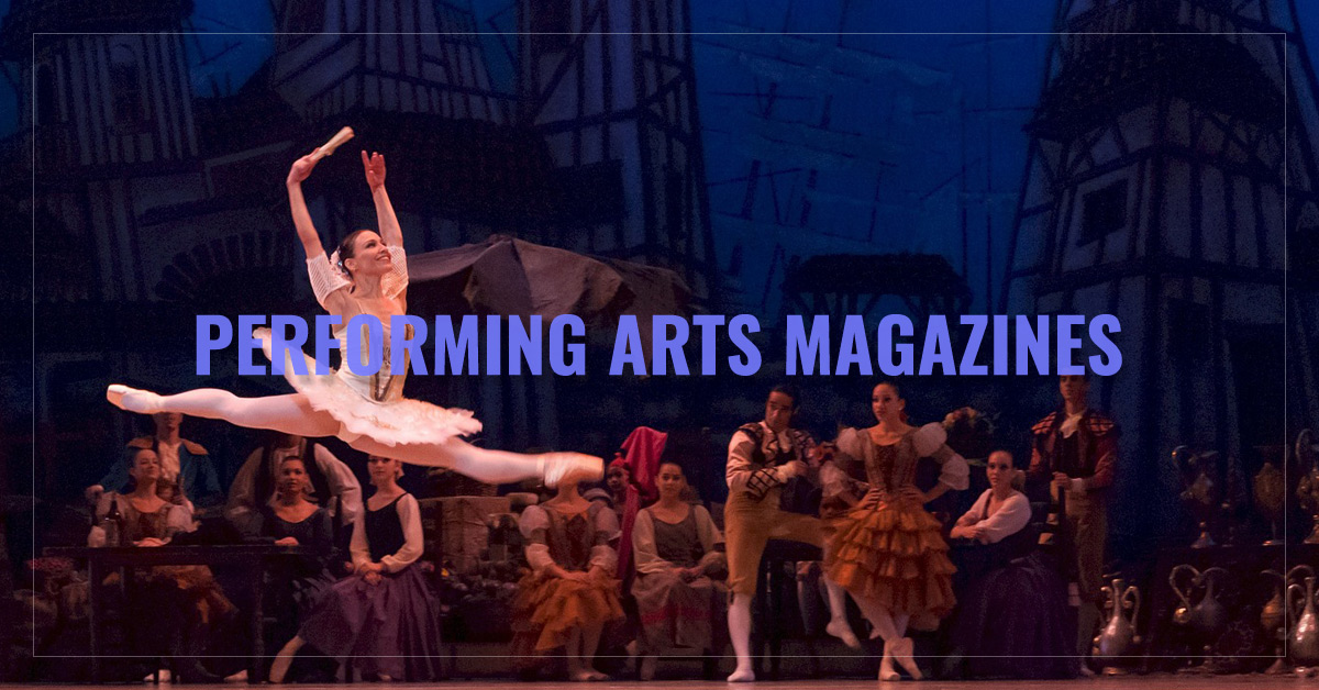 Performing Arts Magazines