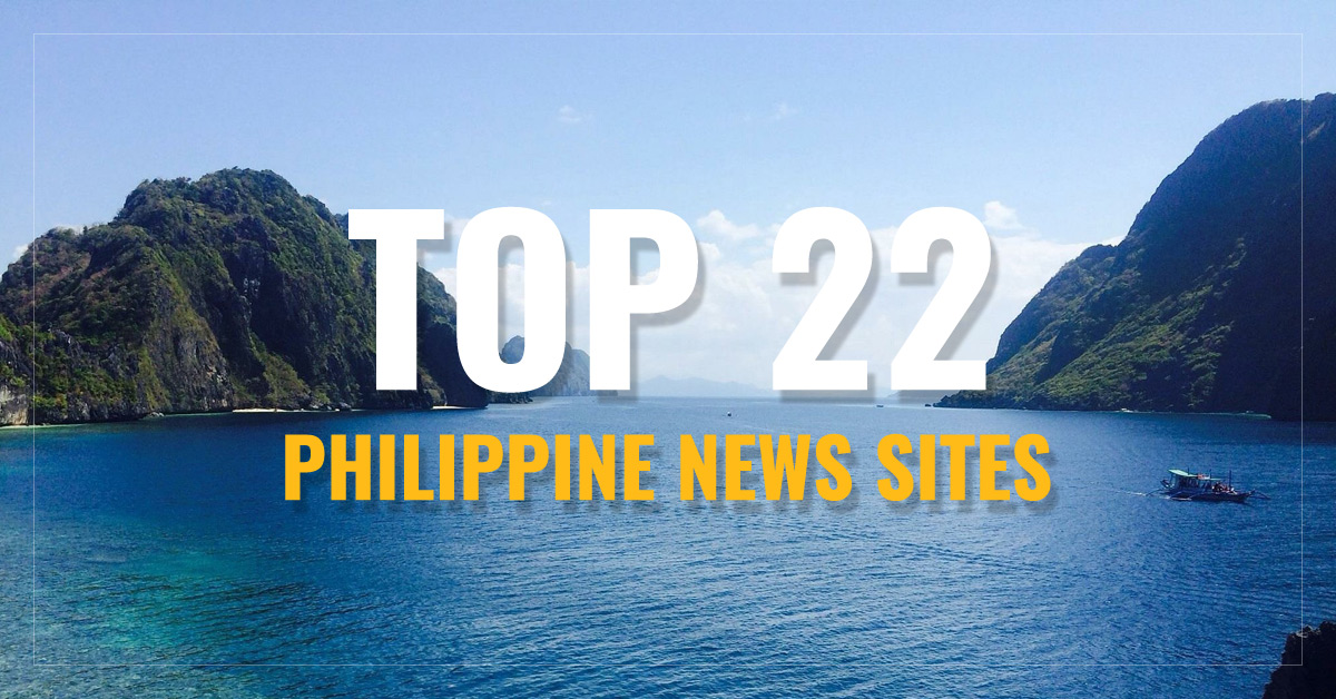 Top 22 Philippine Newspapers & News Media