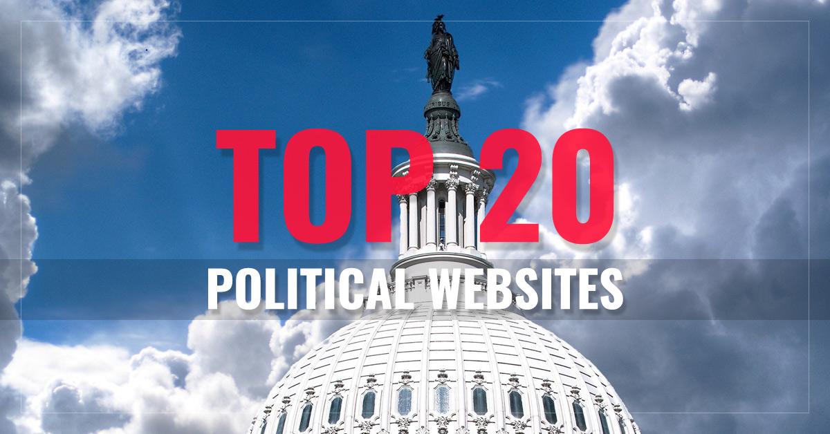 Top 20 Politics Websites