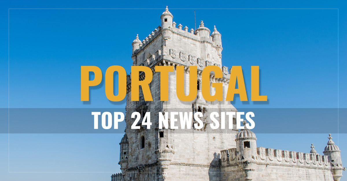 Top 24 Portuguese Newspapers & News Media