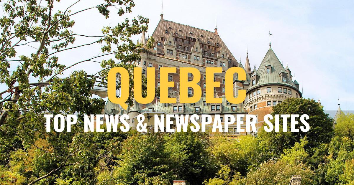 Quebec Newspapers