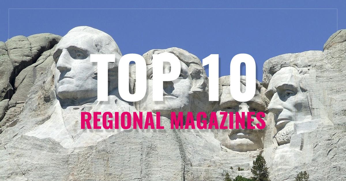 Top 10 Local Magazines